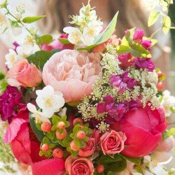 Vasaros gėlių TOP 5