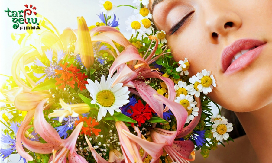 Gėlių horoskopas moterims