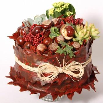 Keturiasdešimt kaštonų – tortas gimtadienio proga