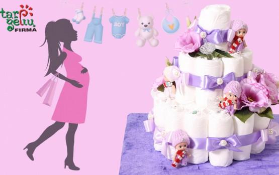 Kūdikio sutiktuvių vakarėlis (Baby shower)