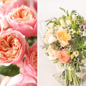 Floristai apie pilnavidures rožes