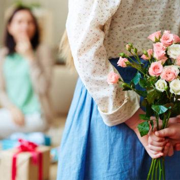 Gėlės Mamai… pagal charakterį!