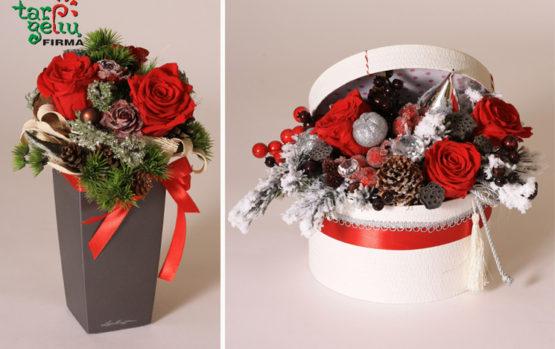 Miegančios rožės? Laužome kalėdinių dovanų tradicijas!