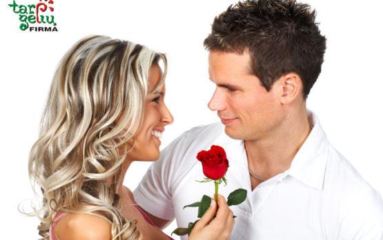 Vyriškas rebusas. Kokias gėles teikti peršantis