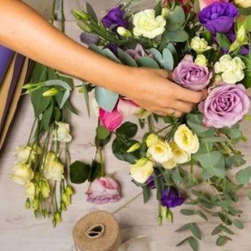 Maga imtis floristo rolės?