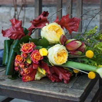Vyrams irgi pritinka gėlės