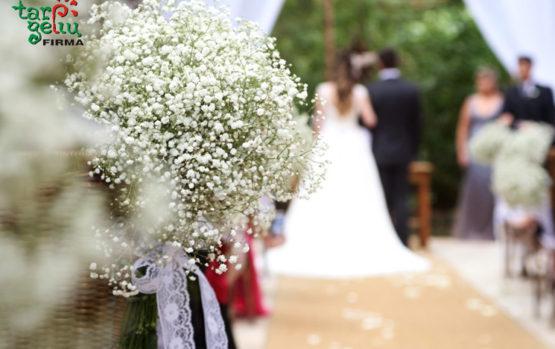 Gėlės gali padėti sėkmingai ištekėti!