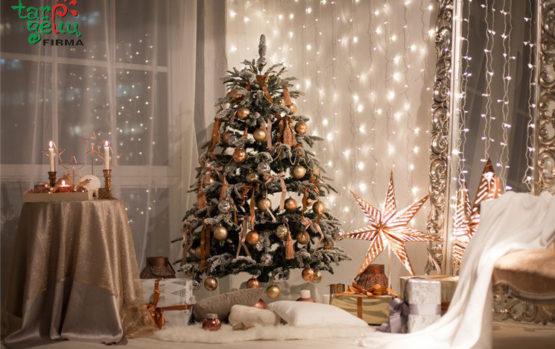 Spalvinis žvilgsnis į didžiąsias metų šventes