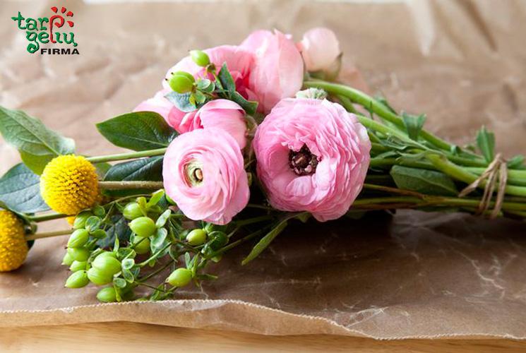 Prietarai apie gėles dažnai nėra iš piršto laužti