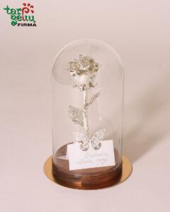 Sidabrinė rožė